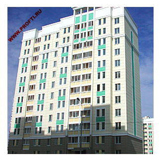Серия дома гмс-1 остекление балкона.